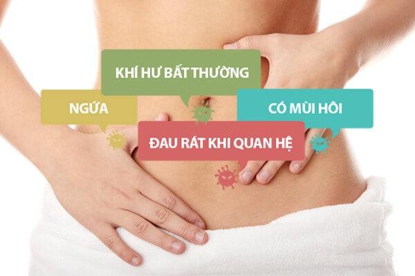 dung dịch vệ sinh phụ nữ hỗ trợ điều trị các bệnh viêm nhiễm phụ khoa