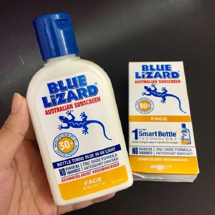 Kem Blue Lizard Australian Face Sunscreen SPF