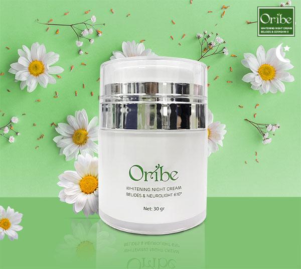 Kem dưỡng da ban đêm Oribe giúp dưỡng ẩm tốt giúp bạn sở hữu làn da tươi tắn