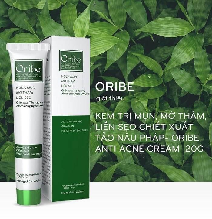 Kem ngừa mụn Oribe được chiết xuất từ thiên nhiên