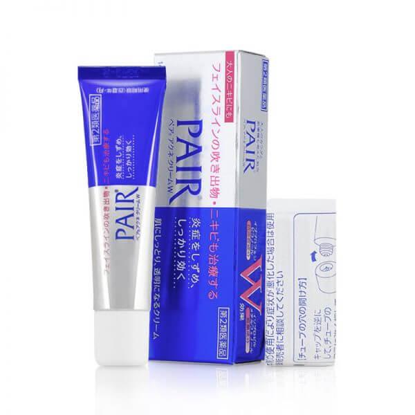 Sản phẩm trị mụn Pair Acne Lion Cream