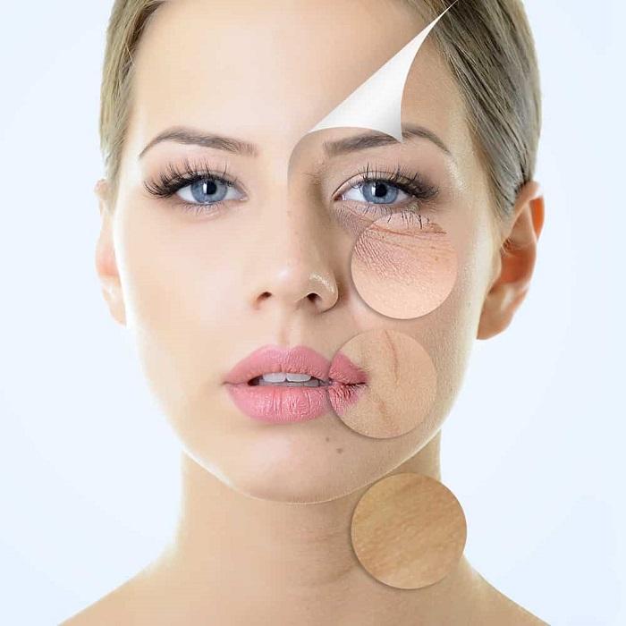 Kem chống lão hóa da có tác dụng làm chậm quá trình lão hóa xảy ra trên da