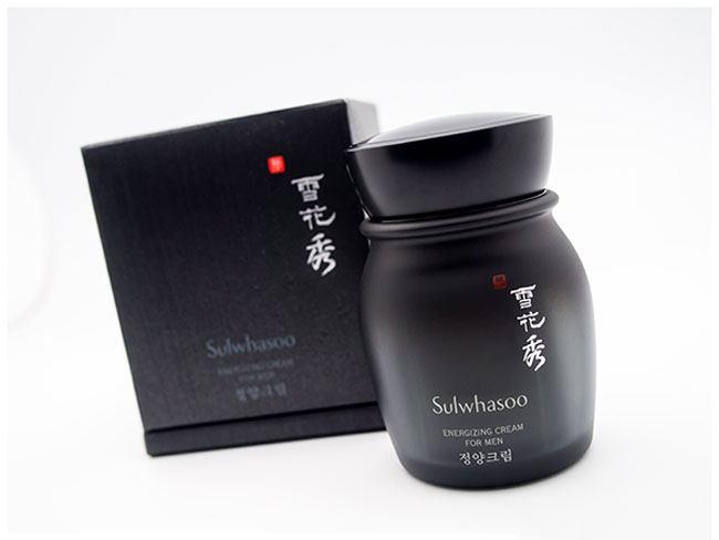 Kem dưỡng da cho nam Sulwhasoo Energizing Cream For Men.