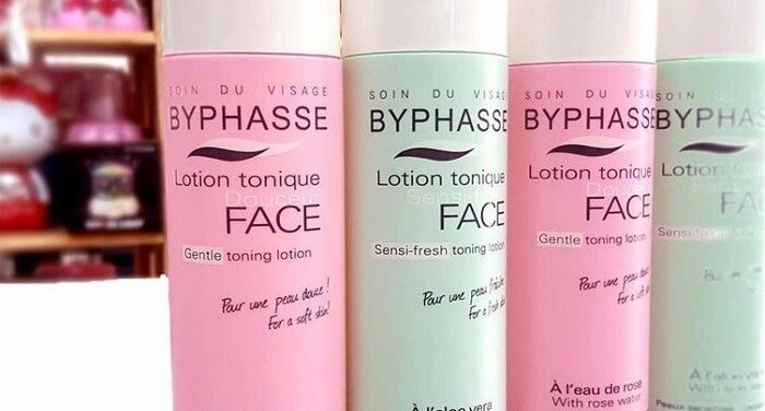 Nước hoa hồng Byphasse Purity Toner Lotion Witch Hazel Water And Orange Blossom Oily Skin