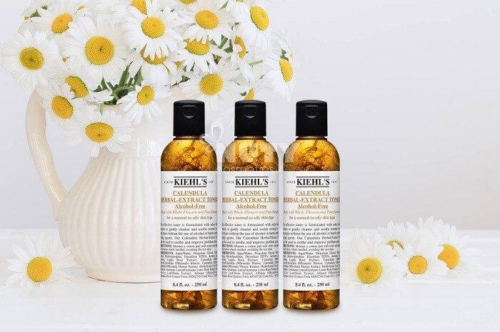 Nước hoa hồng Kiehl's Calendula Herbal Extract Alcohol- Free