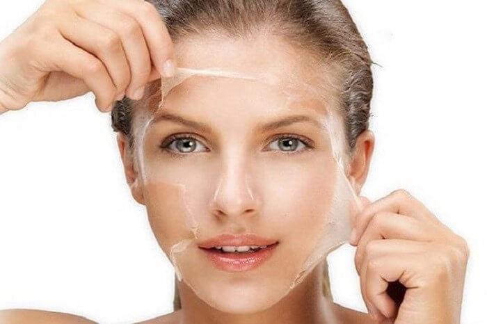Peel da sinh học giúp tái tạo da một cách hiệu quả