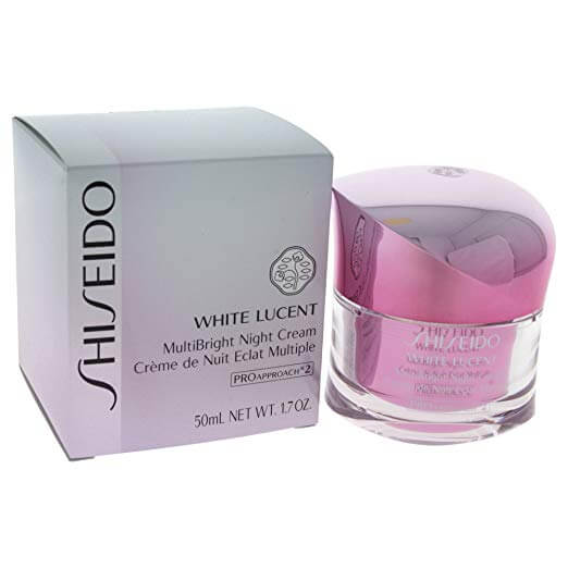 Kem dưỡng trắng da Shiseido White Lucent MultiBright Night Cream