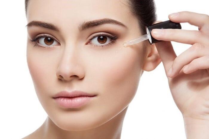 Sử dụng serum trị mẩn cho hiệu quả bất ngờ - sử dụng serum đúng cách