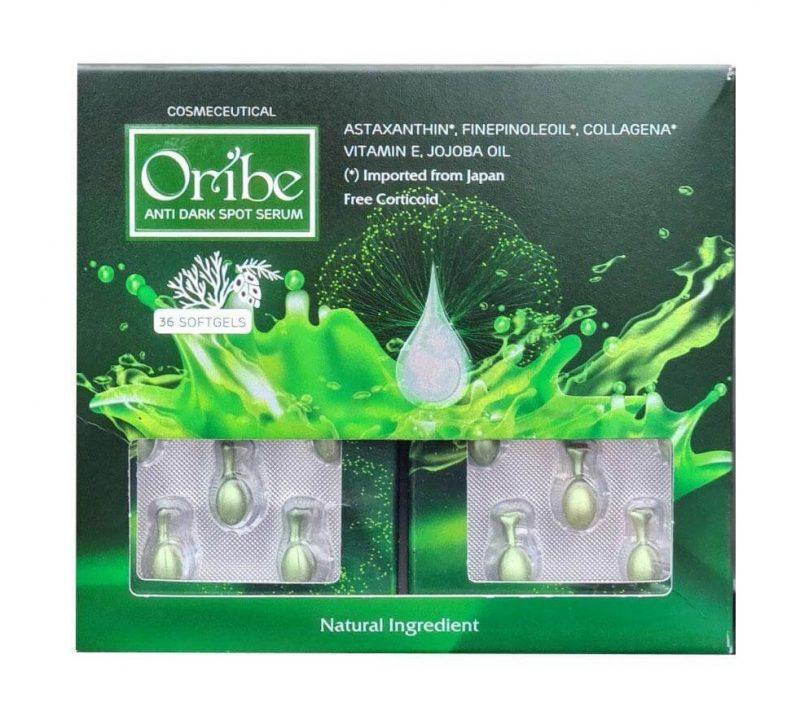 Serum trị nám Oribe với các thành phần từ tự nhiên