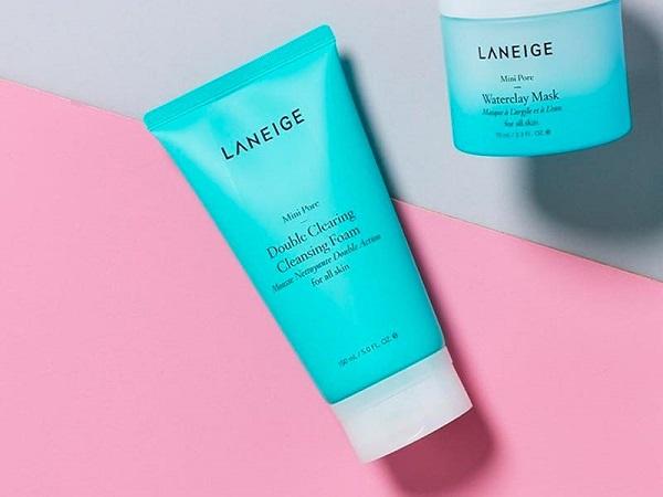 Mùi hương bạc hà dễ chịu giúp làn da có cảm giác được thư giãn
