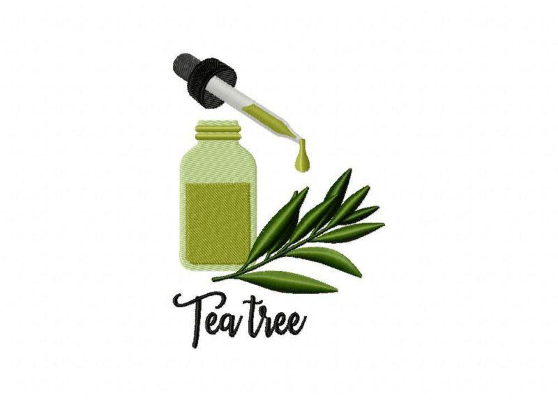 Tinh chất tràm trà có tác dụng giảm mụn.