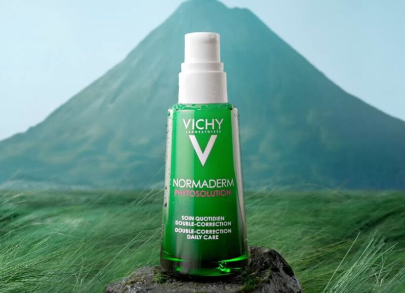 Kem dưỡng ẩm cho da dầu Vichy mỏng nhẹ